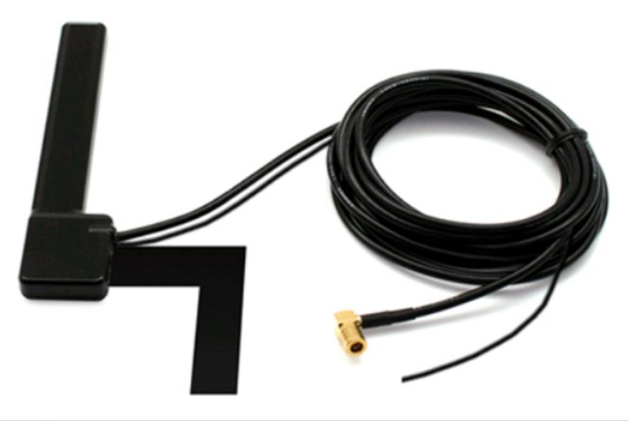 dab antenne smb m separat 12v bilkomponenter. Black Bedroom Furniture Sets. Home Design Ideas