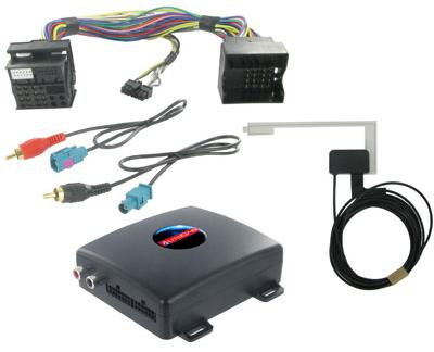 CONNECTS2 DAB Mottaker VW - Bilkomponenter