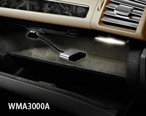 Viseeo Tune2air Wma3000a Bilkomponenter