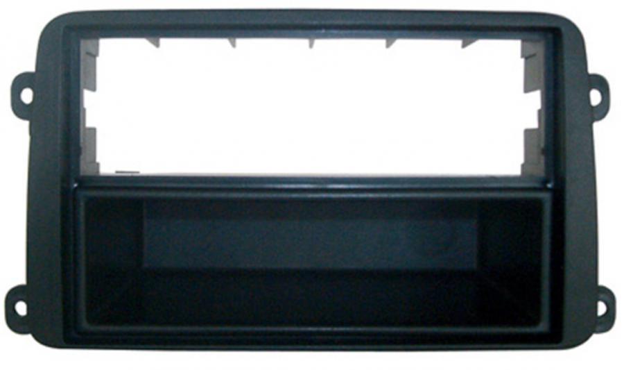 vw skoda seat monteringsramme 1 din bilkomponenter. Black Bedroom Furniture Sets. Home Design Ideas