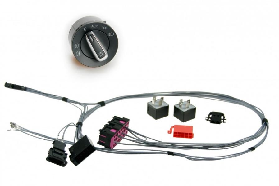 coming leaving home ledningsnett polo 6r bilkomponenter. Black Bedroom Furniture Sets. Home Design Ideas