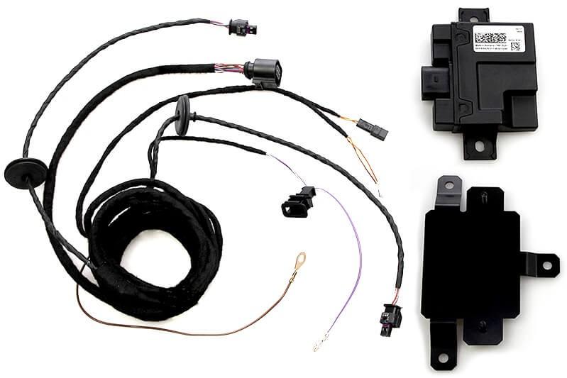 aktiv sound booster audi a4 og a5 bilkomponenter. Black Bedroom Furniture Sets. Home Design Ideas