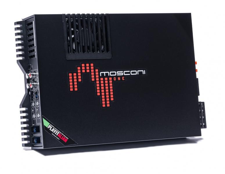 mosconi one 130 2 2 kanals forsterker bilkomponenter. Black Bedroom Furniture Sets. Home Design Ideas